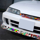 JDM StickerBomb Decal Sheet (With Bonus Tool!)