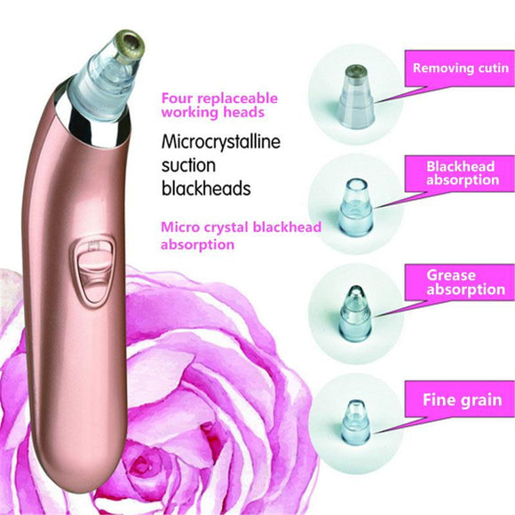 Pore Puller - Electronic Blackhead Remover
