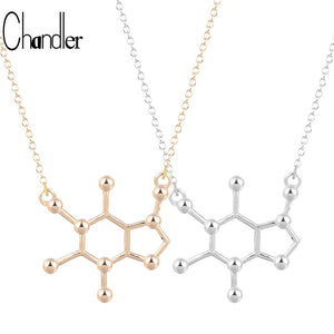 Chandler Caffeine Necklace