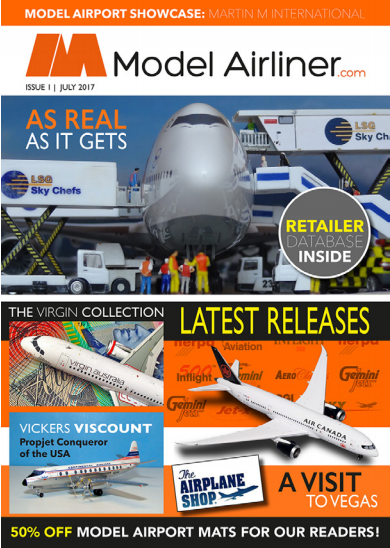 Model Airliner Magazine Issue 1 July 2017