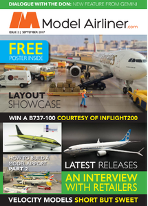 Model Airliner Magazine Issue 2 September 2017