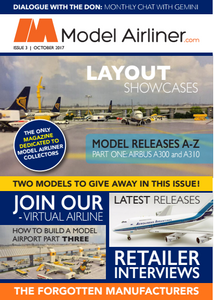 Model Airliner Magazine Issue 3 October 2017