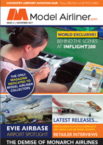 Model Airliner Magazine Issue 4 November 2017