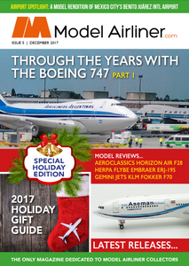 Model Airliner Magazine Issue 5 December 2017