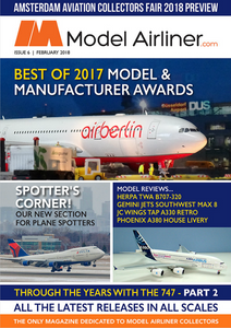 Model Airliner Magazine Issue 6 February 2018
