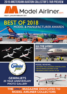 Model Airliner Magazine Issue 9 February/March 2019