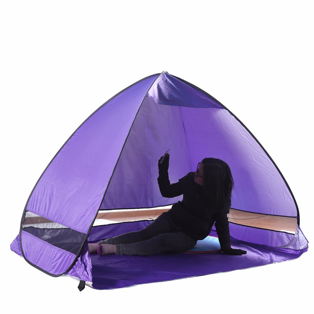 Half-Moon Style Anti-UV C&ing Dome Tents-Khonsu LLC ...  sc 1 st  khonsu.tk & Half-Moon Style Anti-UV Camping Dome Tents