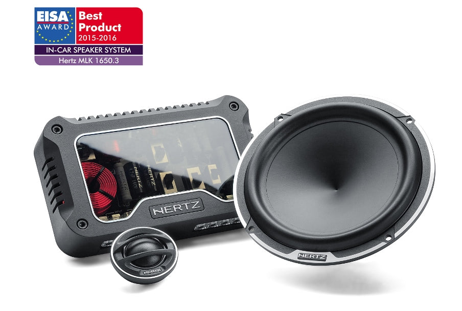 Hertz MLK 1650 - Hertz 2Way Speaker Kit 300w