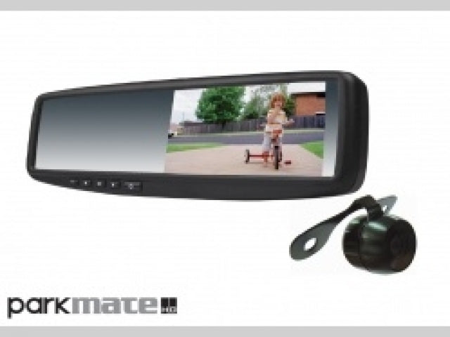 Parkmate MCPK-43BG - Mirror & Mini Camera Pack