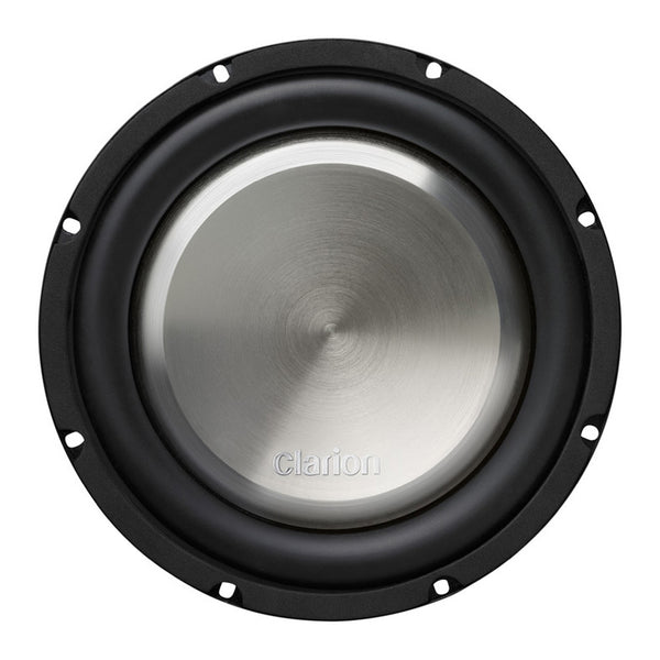"Clarion WF2520 - 10"" Shallow Mount Subwoofer 1000W 4ohm"