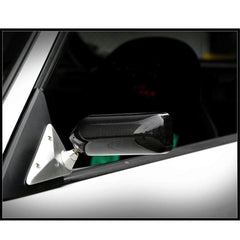 Craft Square Carbon Style Mirrors (Universal)