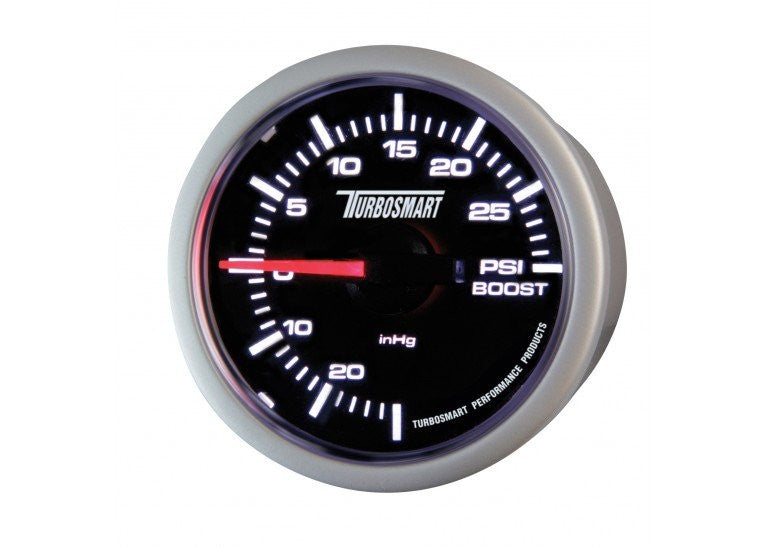 TurboSmart Boost Gauge 0-30PSI 52mm