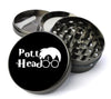 Pott Head Extra Large 5 Piece Spice & Herb Grinder