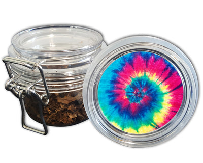 Peace Love and Tie-Dye 3 Spice Grinder