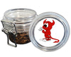 Cute Little Red Devil Spice Grinder