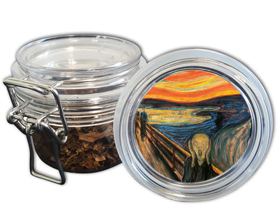 The Scream by Edvar Munch Spice Grinder