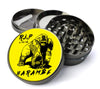 R.I.P. Harambe Gorilla Cincinnati Zoo Extra Large  Grinder with  Catcher - Fresh Herb Grinders - Expression Tees