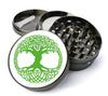 Tree Of Life Extra Large 5 Piece Spice  Herb Grinder with / Catcher - Expression Tees