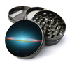 Space Galaxy Extra Large 4 Chamber Spice & Herb Grinder With Microfine Screen