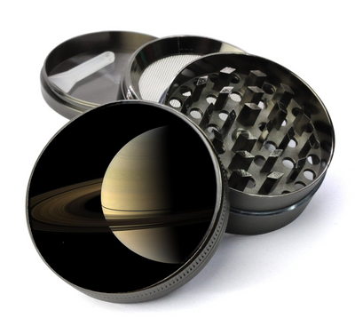 Saturn Extra Large 5 Piece Spice & Herb Grinder