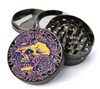 Colorful Skull Extra Large 5 Piece Spice & Herb Grinder