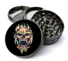 Skull with Horns Extra Large 5 Piece Spice & Herb Grinder