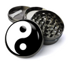 Yin Yang Grinder Deluxe Metal 5 Piece Herb Grinder With Fine Screen