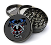 Joker Clown Grinder Extra Large 5 Piece Spice  Herb Grinder with / Catcher - The Best Metal Herb Grinder For Sale