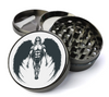 Archangel Deluxe Metal 4 Piece Herb Grinder With Fine Screen