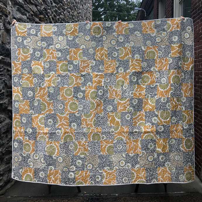 Golden Twilight Quilt