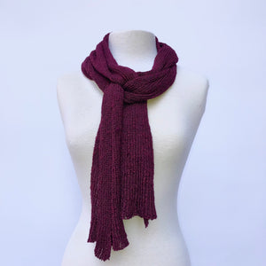 Blueberry Compote Scarf