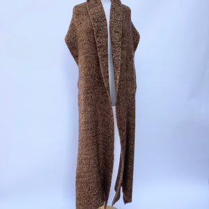 Golden Berry Scarf and Wrap Shawl