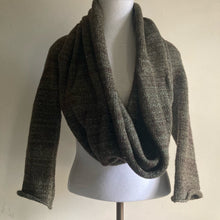 Earthling Cowl Neck Shrug