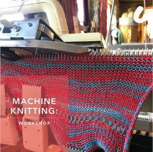 Machine Knitting: Hats and Fingerless Gloves