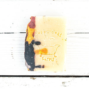 Artisan Goat's Milk Soap- Lemon Lavender