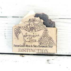 Artisan Goat's Milk Soap- Distinction