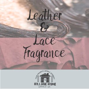 Leather & Lace  Fragrance