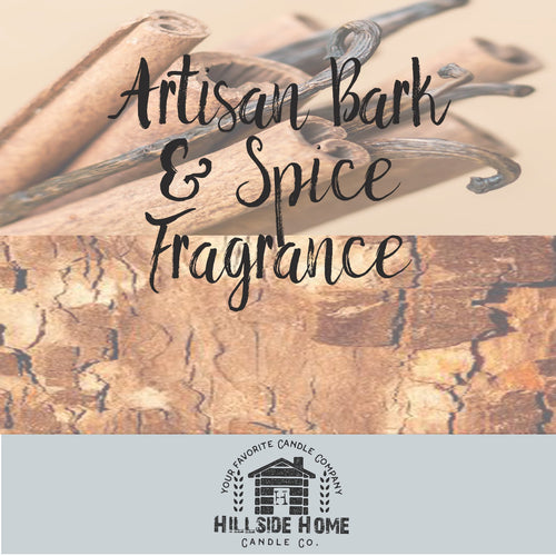Artisan Bark & Spice Fragrance