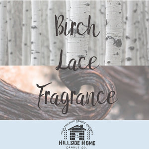 Birch Lace Fragrance