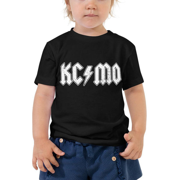 Commandeer Brand 2T KC/MO Toddler Tee