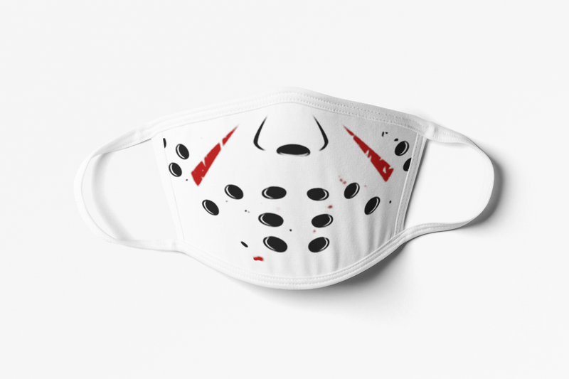 Commandeer Brand Accessories Jason Face Mask