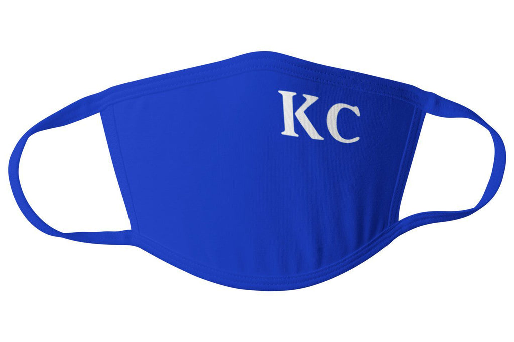 Commandeer Brand Accessories KC Baseball Face Mask