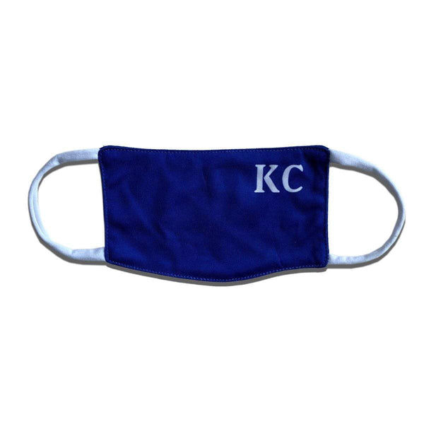 Commandeer Brand Accessories Kids KC Baseball Face Mask