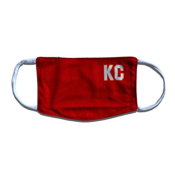 Commandeer Brand Accessories Kids KC Champs Face Mask