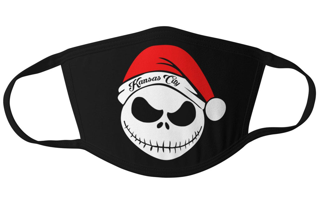 Commandeer Brand Accessories Santa Jack Mask