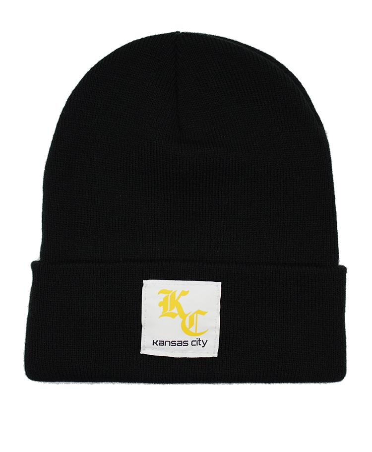 Commandeer Brand KC Hartt Beanie - Black
