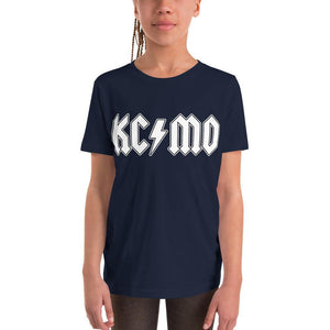 Commandeer Brand KC/MO Youth Tee