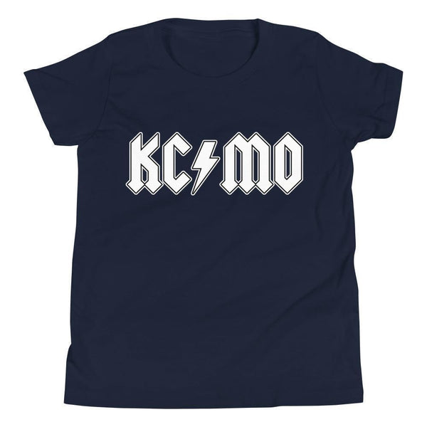 Commandeer Brand S KC/MO Youth Tee