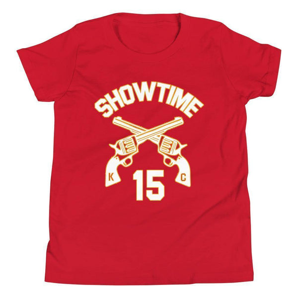 Commandeer Brand S Showtime Youth Tee