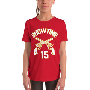 Commandeer Brand Showtime Youth Tee